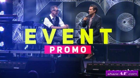 Videohive Event Promo 20825248
