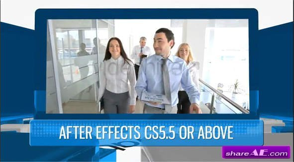 Videohive Simple & Clean Presentation