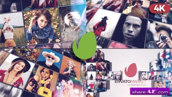 Videohive Slideshow Opener