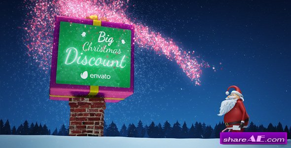 Videohive Christmas 20985566