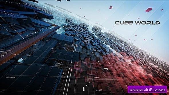 Videohive CubeWorld