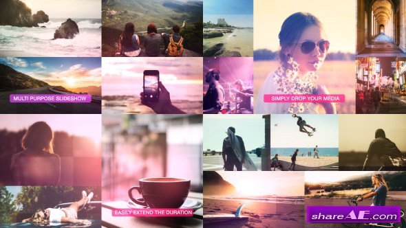 Videohive Dynamic Slideshow 17777879