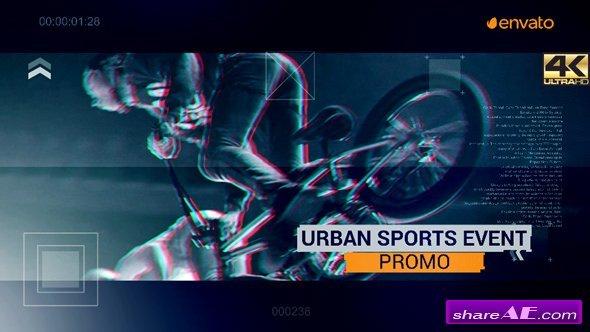 Videohive Urban Sport Event Promo