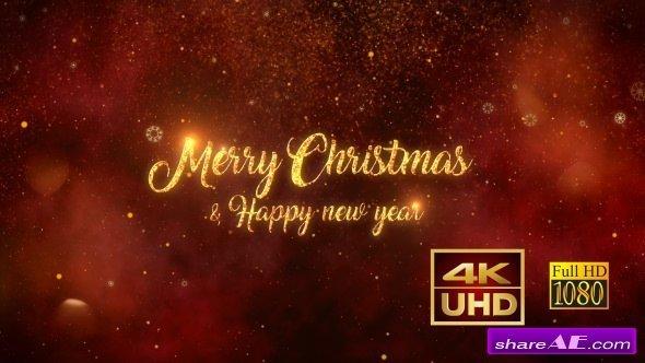 Videohive Christmas 20977645