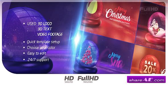 Videohive Christmas Opener 20916733