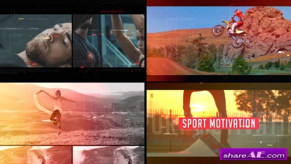 Videohive Sport Motivation