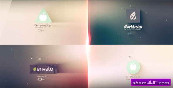 Videohive Corporate Logo