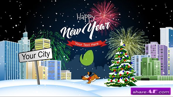 Videohive New Year