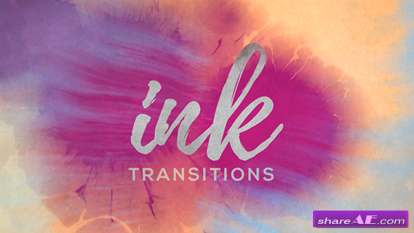 Videohive Ink Transitions