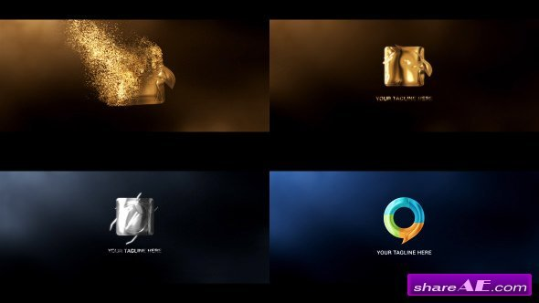 Videohive Particle Logo Reveal 20883016
