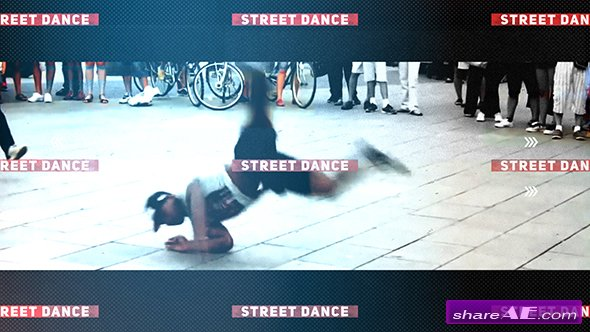 Videohive Street Dance Opener