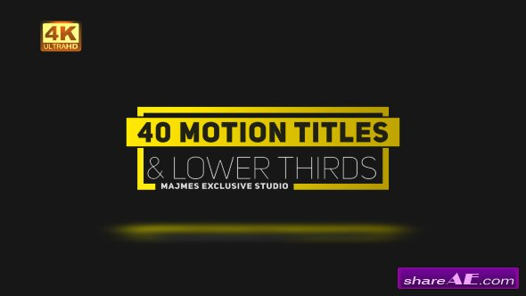 Videohive Titles 21042915
