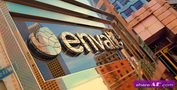 Videohive Corporate Gold Logo