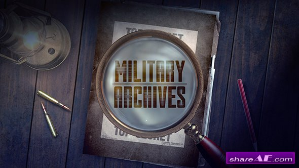 Videohive Military Archive Packages