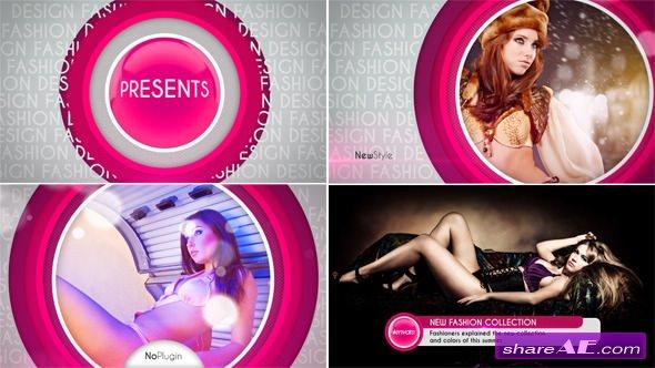Videohive Elegant Circles (Ident Pack)