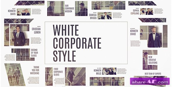 Videohive Corporate White
