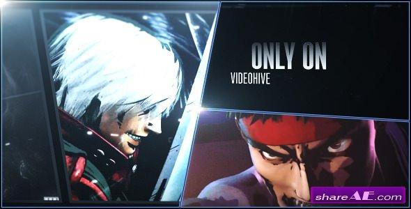 Videohive Comics Live Page