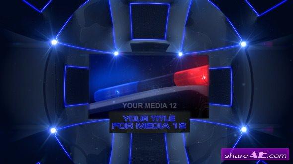 Videohive Sphere