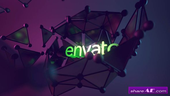 Videohive Rotating Platonic Form -  Cinema 4D