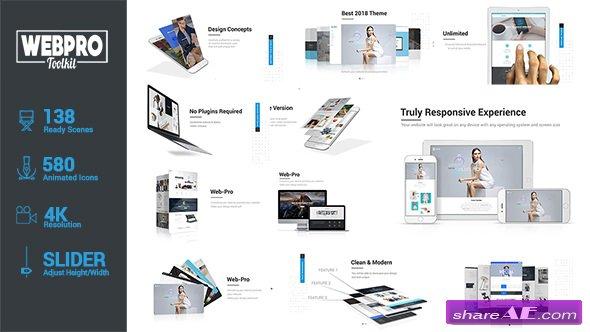 Videohive Web Pro