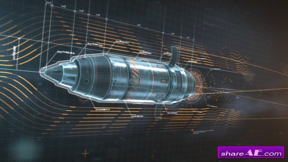 Videohive Warfare Logo Reveal