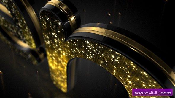 Videohive Golden Elegance Logo