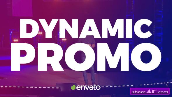 Videohive Dynamic Promo