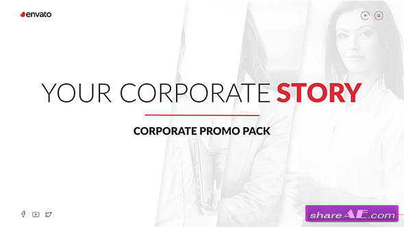 Videohive Corporate Promo Pack