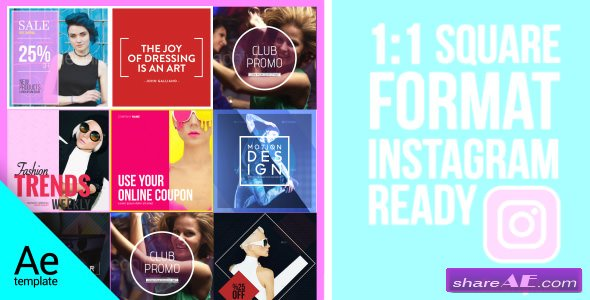 Videohive Instagram Toolkit