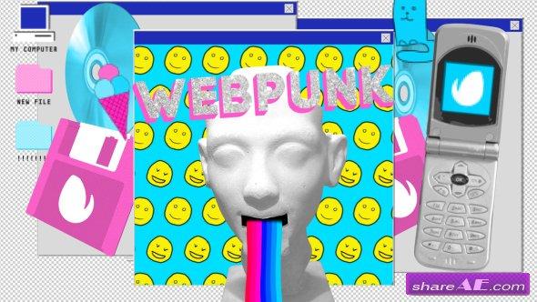 Videohive WebPunk