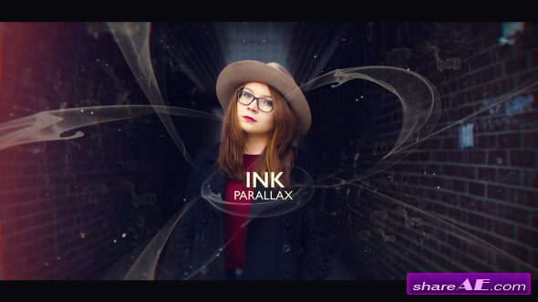 Videohive Ink Parallax