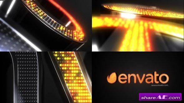 Videohive Neon Spheres Element 3D Opener