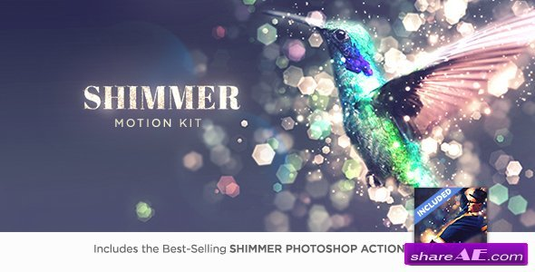shimmer » free after effects templates | after effects intro