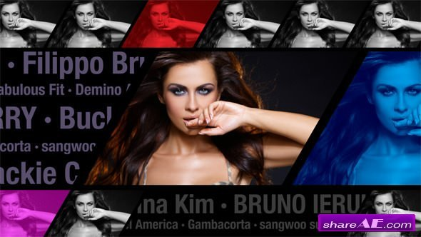 Videohive Fashion Week 5482794