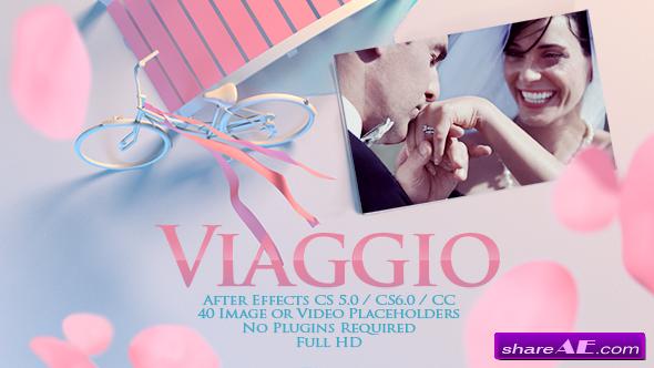 Videohive Viaggio - Romantic Gallery