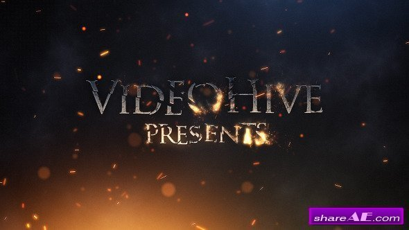 Videohive Infernal Cinematic Trailer