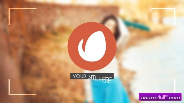 Videohive Clean Photo Logo Opener