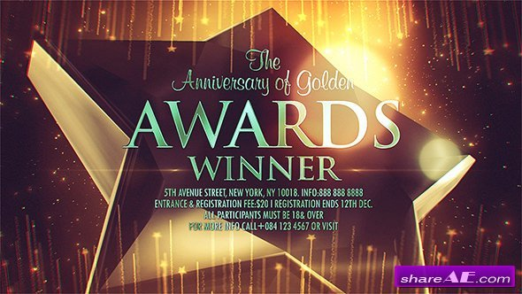 Videohive Awards Winner