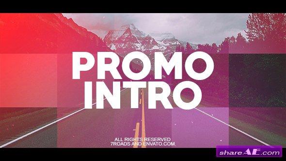 Videohive Promo Intro