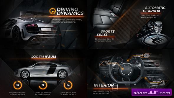 Videohive New Black Car Promo