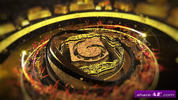 Videohive The Ultimate Intense Logo Reveal