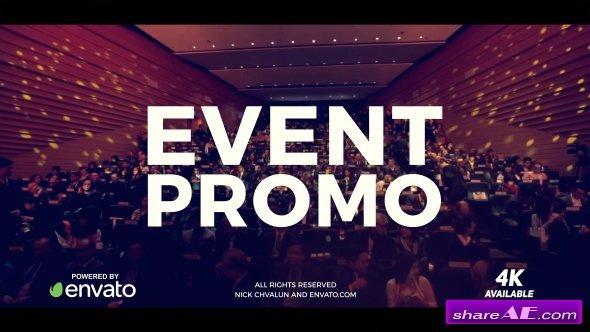 Videohive Event Promo 21100026