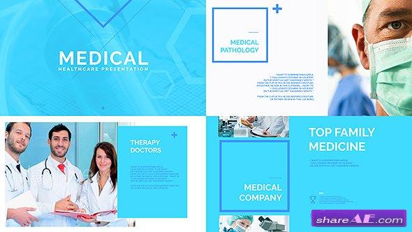 Videohive Medical Presentation // Medical Healthcare