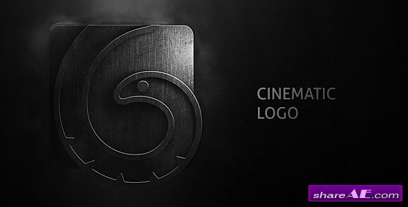 Videohive Cinematic Logo
