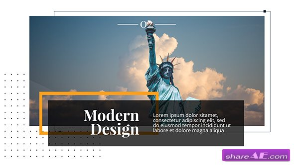 Videohive Modern & Clean Presentation