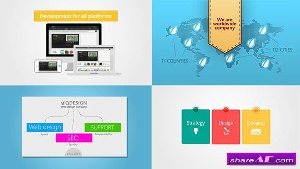 Videohive Web Studio Promo