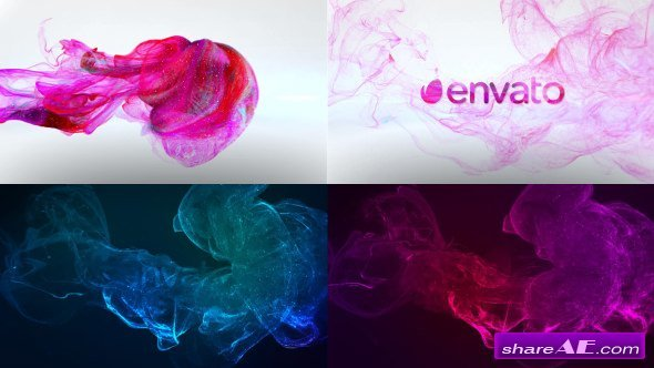 Videohive Particle Illusion Logo Sting