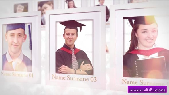 Videohive School Generation