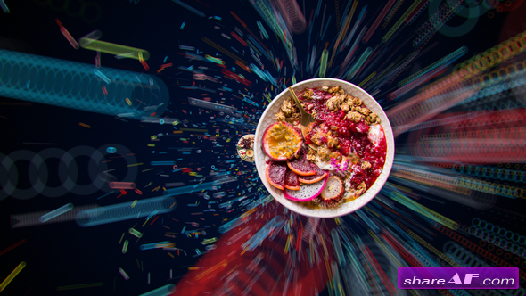 Videohive Dynamic 4K Food Menu