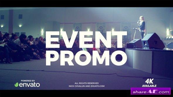 Videohive Event Promo 20744858
